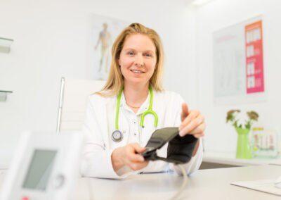 Allgemeinarzt Dr. Ulla Faust Gemeinschaftspraxis